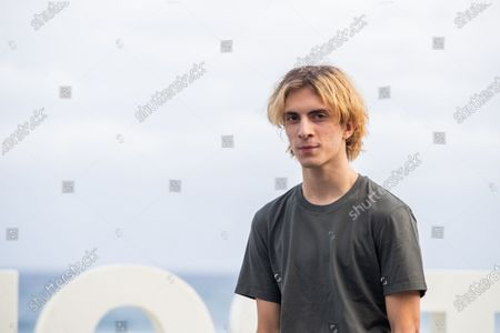 Hugo Fernandes attends the 'Patrick' Photocall during the 67th San Sebastian Film Festival in the northern Spanish Basque city of San Sebastian on September 25, 2019. (Photo by Manuel Romano/NurPhoto)