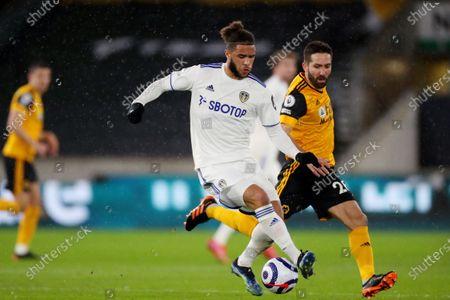 Editorial picture of Wolverhampton Wanderers v Leeds United, Premier League, Football, Molineux Stadium, Wolverhampton, UK - 19 Feb 2021