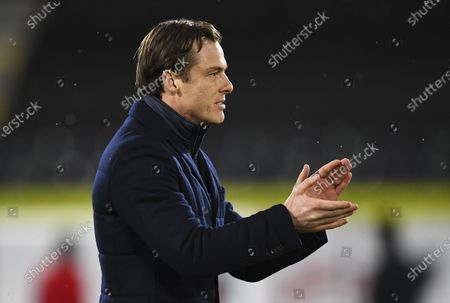 Scott Parker manager of Fulham