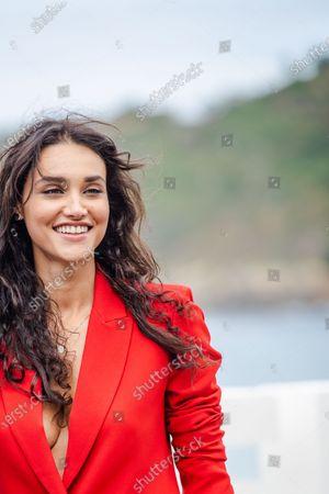 Debora Nascimento attends the 'Pacificado (Pacified)' Photocall during the 67th San Sebastian Film Festival in the northern Spanish Basque city of San Sebastian on September 24, 2019. (Photo by Manuel Romano/NurPhoto)