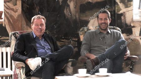 I'm A Celebrity - Get Out Of Me Ear!: Harry Redknapp and Jamie Redknapp.