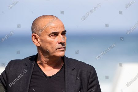 Actor Eduard Fernandez attend attend the 'La Hija De Un Ladron (A Thief's Daughter)' Photocall during the 67th San Sebastian Film Festival in the northern Spanish Basque city of San Sebastian on September 25, 2019. (Photo by Manuel Romano/NurPhoto)