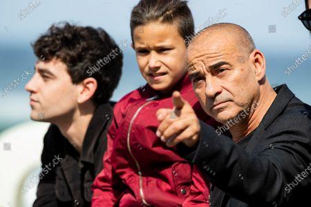 Eduard Fernandez attends the 'La Hija De Un Ladron (A Thief's Daughter)' Photocall during the 67th San Sebastian Film Festival in the northern Spanish Basque city of San Sebastian on September 25, 2019. (Photo by Manuel Romano/NurPhoto)