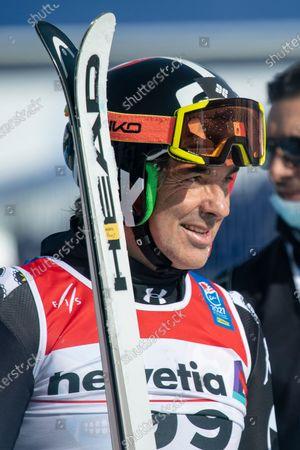 Editorial image of FIS Alpine Skiing World Championships 2021, Cortina Dampezzo, Italy - 19 Feb 2021