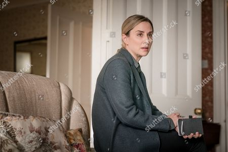 Stock Photo of Morven Christie as DC Lisa Armstrong