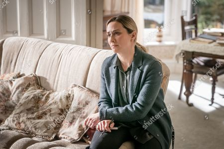 Stock Image of Morven Christie as DC Lisa Armstrong