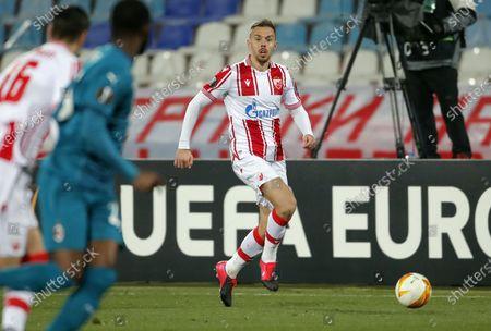 Red Star's Milan Rodic