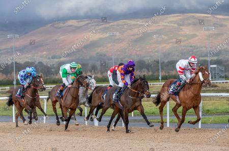 Editorial photo of Dundalk Racing, Dundalk Racecourse, Co. Louth - 19 Feb 2021