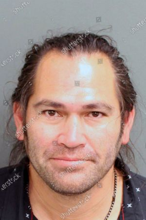 This photo provided by the Orange County, Fla. Corrections Department in Orlando, Fla., shows Johnny Damon. Former Major League Baseball player Johnny Damon was arrested, in central Florida on a charge of resisting an officer after he was pulled over for suspicion of driving under the influence, according to court and jail records. Damon was booked into the Orange County Jail early Friday after he was arrested for resisting an officer without violence in Windermere, Florida, a wealthy suburb of Orlando popular with professional athletes. The charge is a first-degree misdemeanor