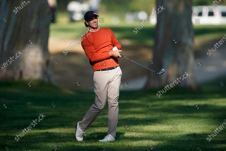 Editorial picture of Genesis Invitational Golf, Los Angeles, United States - 19 Feb 2021