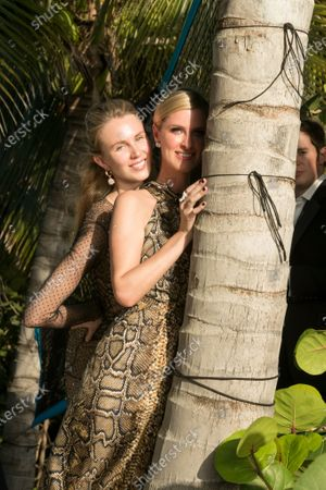 Editorial picture of Exclusive - Paris Hilton Engagement Weekend, Proposal, Private Island - 13 Feb 2021