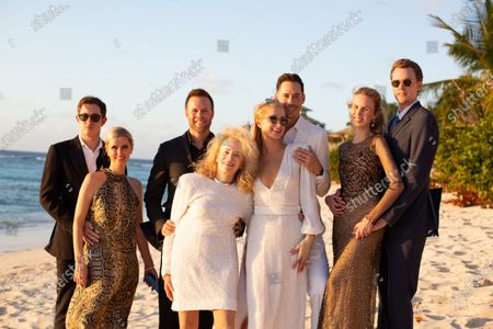 Editorial photo of Exclusive - Paris Hilton Engagement Weekend, Proposal, Private Island - 13 Feb 2021
