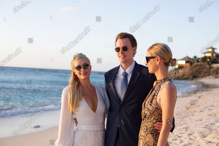 Editorial image of Exclusive - Paris Hilton Engagement Weekend, Proposal, Private Island - 13 Feb 2021