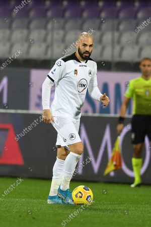 Editorial photo of Soccer: Serie A 2020-2021 : Fiorentina 3-0 Spezia, Firenze, Italy - 19 Feb 2021