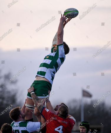 Editorial image of Ealing v Doncaster, Pre Season, Rugby, Ealing, London, UK - 20 Feb 2021