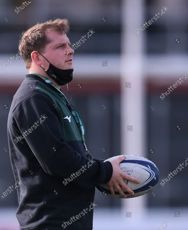 Ben Ward Director of Rugby for Ealing Trailfinders; Trailfinders Sports Club, London, England; Trailfinders Challenge Cup Rugby, Ealing Trailfinders versus Doncaster Knights.