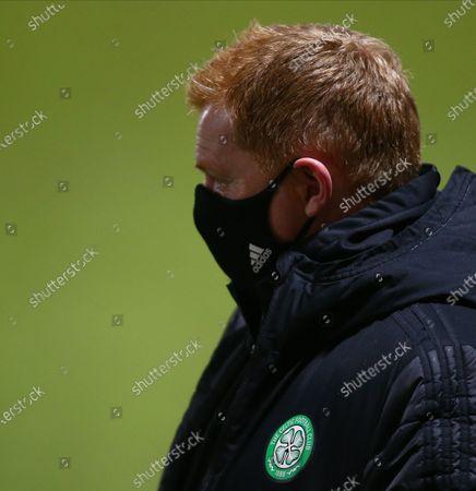 Editorial photo of Ross County v Celtic, Scottish Premiership, Football, Global Energy Stadium, Dingwall, Scotland, UK - 21 Feb 2021
