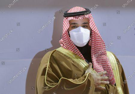 Editorial photo of Saudi Cup, Riyadh, Saudi Arabia - 20 Feb 2021