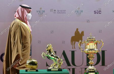 Editorial image of Saudi Cup, Riyadh, Saudi Arabia - 20 Feb 2021