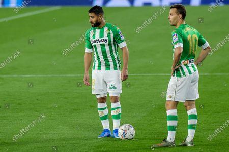 Editorial picture of Real Betis vs Getafe CF, La Liga Santander, Sevilla, Spain - 19 Feb 2021