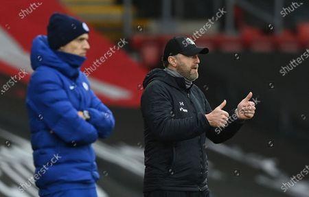 Editorial image of Soccer Premier League, Southampton, United Kingdom - 20 Feb 2021