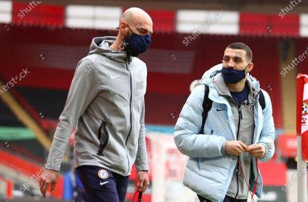 Editorial picture of Soccer Premier League, Southampton, United Kingdom - 20 Feb 2021