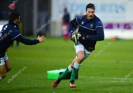 Editorial picture of Guinness PRO14, Parc y Scarlets, Llanelli, Wales - 20 Feb 2021