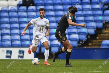 Editorial photo of Tranmere Rovers v Oldham Athletic, EFL Sky Bet League 2 - 20 Feb 2021