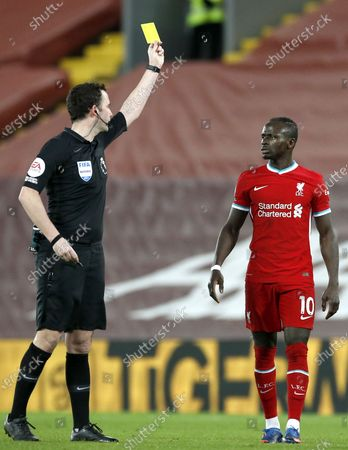 Editorial picture of Liverpool FC vs Everton FC, United Kingdom - 20 Feb 2021