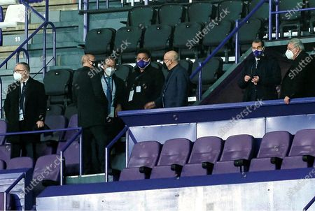 Editorial picture of Real Valladolid vs Real Madrid, Spain - 20 Feb 2021