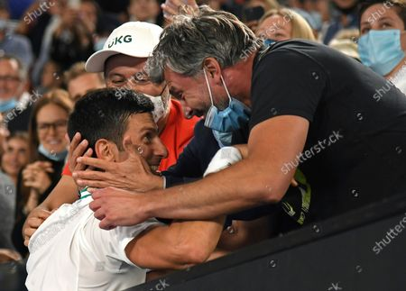Editorial photo of Australian Open Tennis, Melbourne, Australia - 21 Feb 2021