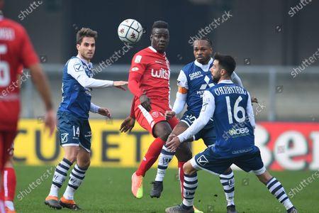 Editorial image of Soccer: Serie A 2020-2021 : Chievo Verona 0-1 Monza, Verona, Italy - 20 Feb 2020
