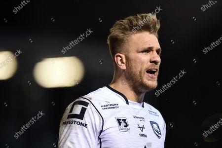 Editorial picture of Bath Rugby v Gloucester Rugby, UK - 19 Feb 2021