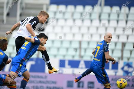Editorial image of Soccer: Serie A 2020-2021 : Parma 2-2 Udinese, Parma, Italy - 21 Feb 2021