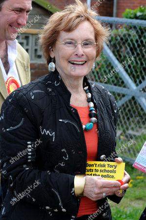 Gordon Brown's Mother-in-Law Pauline Macaulay