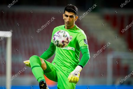 Editorial photo of Soccer Jpl D27 Royal Antwerp Fc Vs Stvv, Antwerp, Belgium - 21 Feb 2021