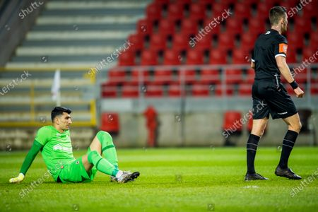 Editorial picture of Soccer Jpl D27 Royal Antwerp Fc Vs Stvv, Antwerp, Belgium - 21 Feb 2021