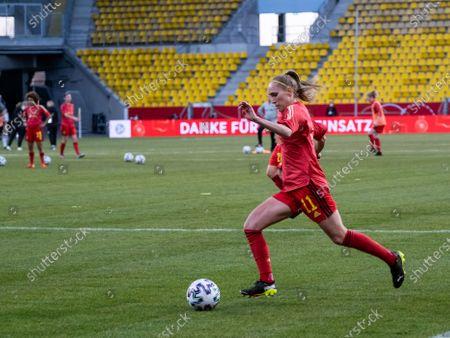 Janice Cayman (#11 Belgium)