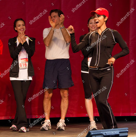 Editorial photo of The 13th Annual EIF Revlon Run/Walk for Women, Brooklyn, New York, America - 01 May 2010