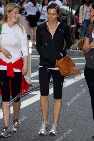 Editorial image of The 13th Annual EIF Revlon Run/Walk for Women, Brooklyn, New York, America - 01 May 2010
