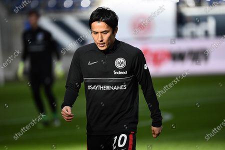 Makoto Hasebe (Eintracht Frankfurt)