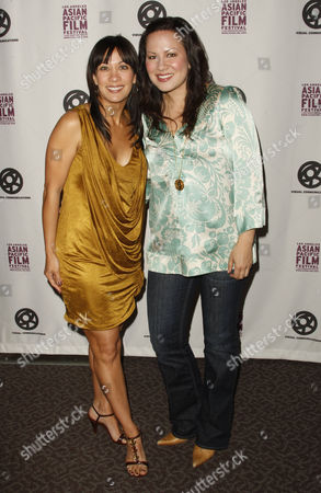 Stock Picture of Diana Lee Inosanto and Shannon Lee