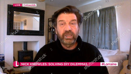 Stock Photo of Nick Knowles