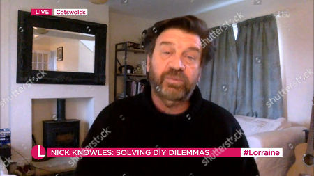Stock Picture of Nick Knowles
