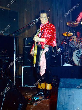 Editorial image of Adam & The Ants, Birmingham, UK - 1984