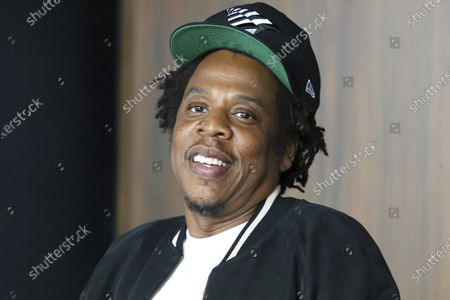 Jay-Z makes an announcement of the launch of Dream Chasers record label in joint venture with Roc Nation, at the Roc Nation headquarters in New York. Moet Hennessy is acquiring a 50% stake in the rapper and entrepreneur's Champagne brand, Armand de Brignac, in an effort to up its cool factor and expand sales. Jay-Z, whose real name is Shawn Carter, said the partnership will help Armand de Brignac grow and flourish