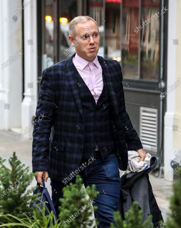 Editorial photo of Robert Rinder out and about, London, UK - 22 Feb 2021