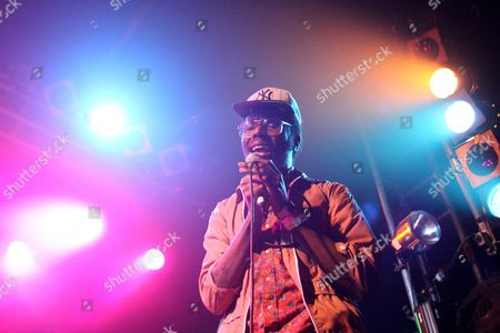 Stock Image of Lightspeed Champion - Dev Hynes