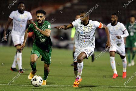 Editorial picture of Al-Shabab vs Al-Ahli, Riyadh, Saudi Arabia - 22 Feb 2021