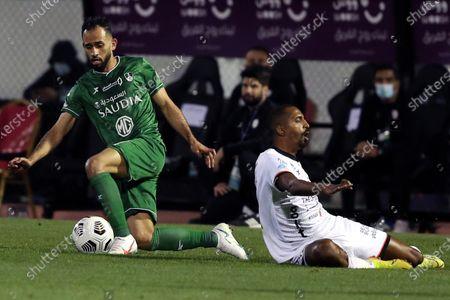 Editorial image of Al-Shabab vs Al-Ahli, Riyadh, Saudi Arabia - 22 Feb 2021